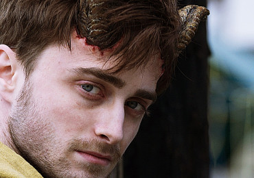 Daniel Radcliffe In Horns 2014 Film Wallpaper