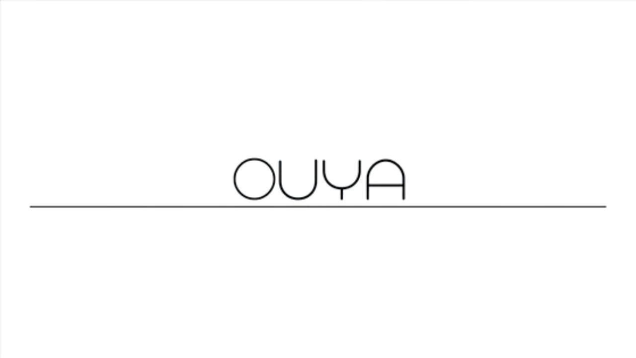 Ouya Logo
