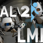 Portal 2 Co-op Part 1 – LMPTFY