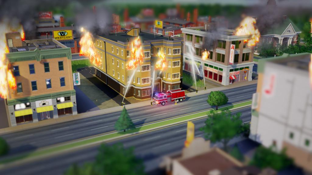 SimCity-Fire