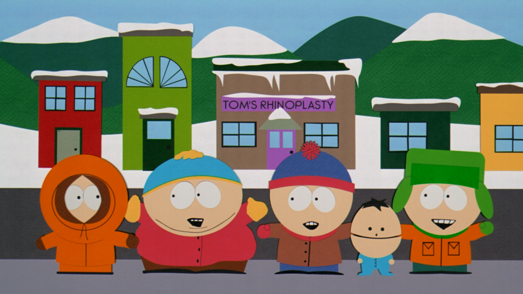 South park bigger longer and uncut   Ronny ditchek Wiki   Fandom powered by Wikia