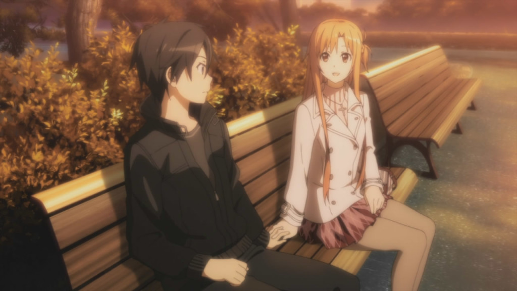 Sword art online 2 gun gale why isnt kirito dating asuna