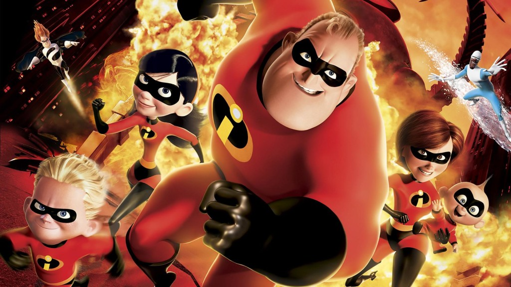 The-Incredibles-Action-Wallpaper
