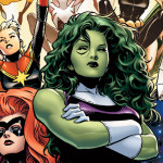 Marvel Announces All Female Super Team With A-Force