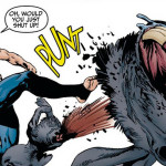 Animal Man to End in March