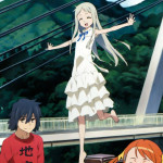 Anohana Movie Coming to American Theaters