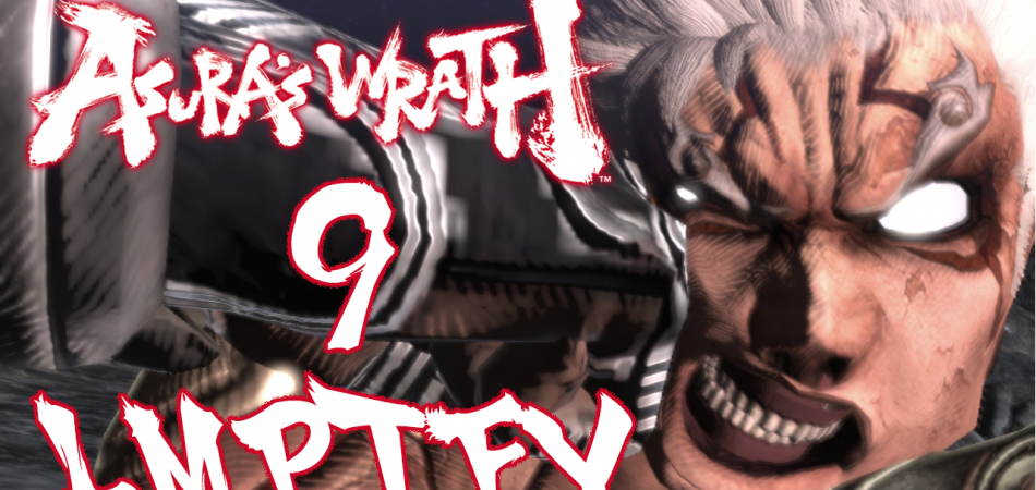 Pretty standard Asura's Wrath stuff, but it gets kind of squicky near the end.