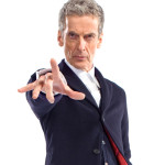 First Image of Peter Capaldi as The Doctor in Doctor Who