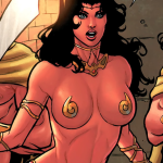 Gail Simone to Write Red Sonja, Vampirella, Dejah Thoris Crossover