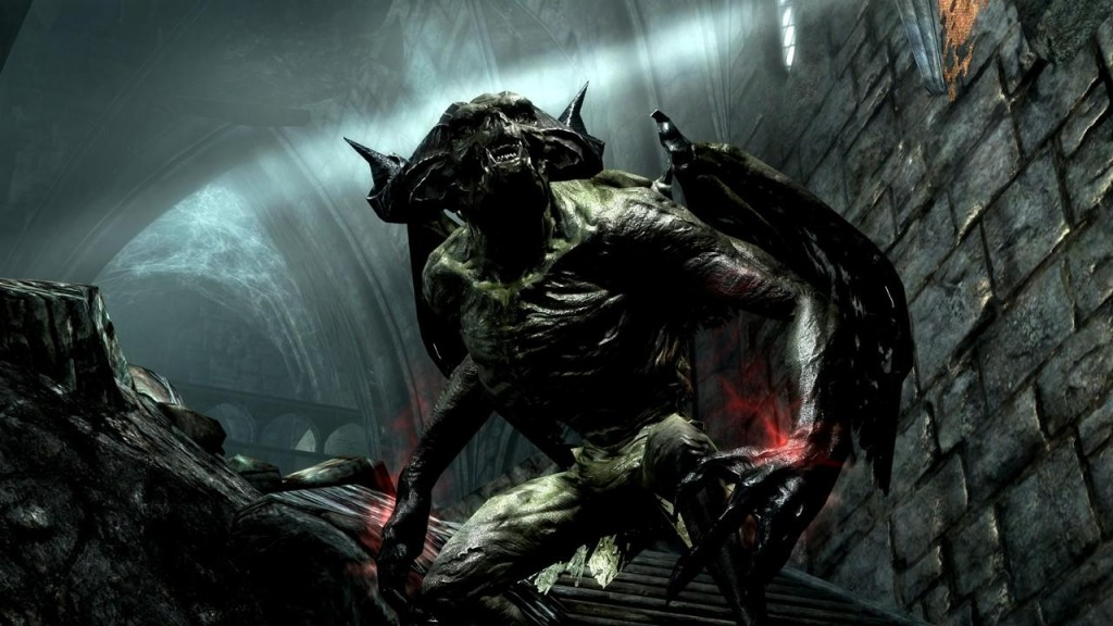Skyrim: Dawnguard (Xbox 360) Review | Death's Door Prods