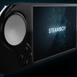 Enter the SteamBoy, A Portable Steam Machine