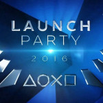 PlayStation Launch Party Announced