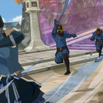 The Legend of Korra Gameplay Demo
