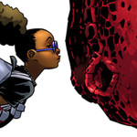 Marvel Announces New Series Moon Girl And Devil Dinosaur