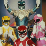 Lionsgate Developing Power Rangers Movie