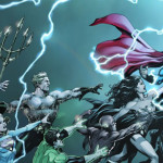 DC Universe Rebirth Line Up Announced