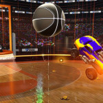 Rocket League B Ball!