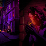 The Wolf Among Us Teaser Trailer