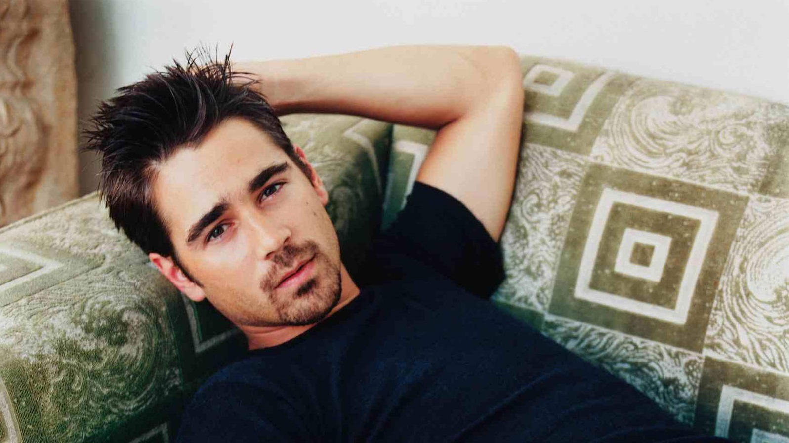 Colin Farrell Offered Lead In World Of Warcraft Film Paula Patton