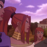 Let's Watch Wonder Woman – DC Animated Month